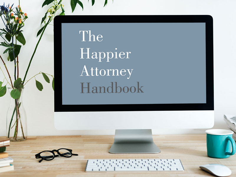 The Happier Attorney Online Course