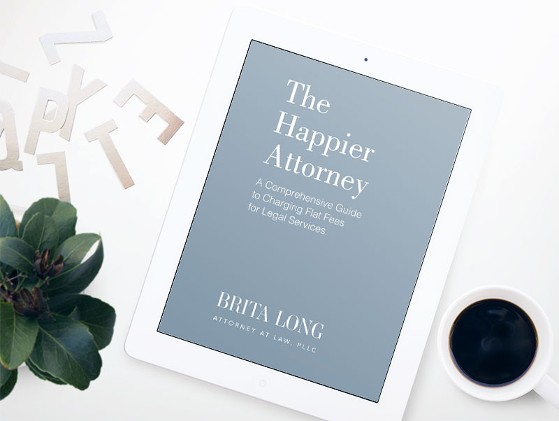 The Happier Attorney Ebook
